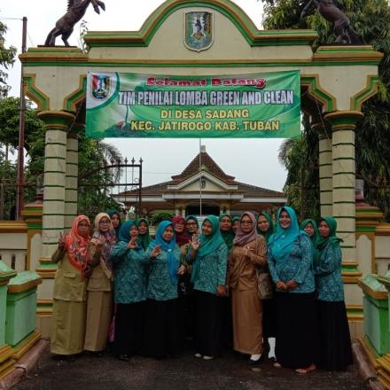 Album : Penilaian Lomba Green and Clean